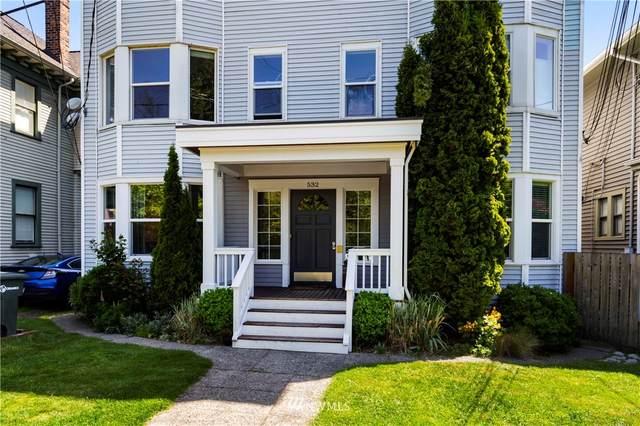 532 19th Avenue #1, Seattle, WA 98122 (#1772818) :: McAuley Homes