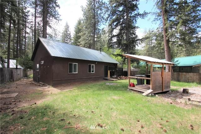 22011 Stirrup Road, Leavenworth, WA 98826 (MLS #1772821) :: Nick McLean Real Estate Group