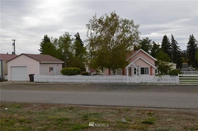 214 W Locust, Waterville, WA 98858 (#1772827) :: Keller Williams Western Realty