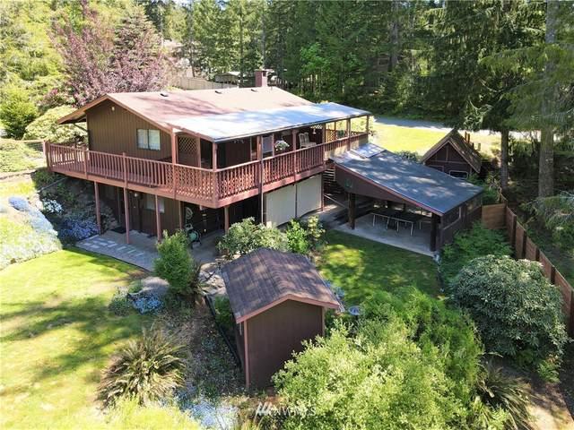310 N Duckabush Drive E, Hoodsport, WA 98548 (#1772861) :: Ben Kinney Real Estate Team