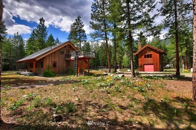 85 Lost River Road, Mazama, WA 98833 (MLS #1772891) :: Nick McLean Real Estate Group