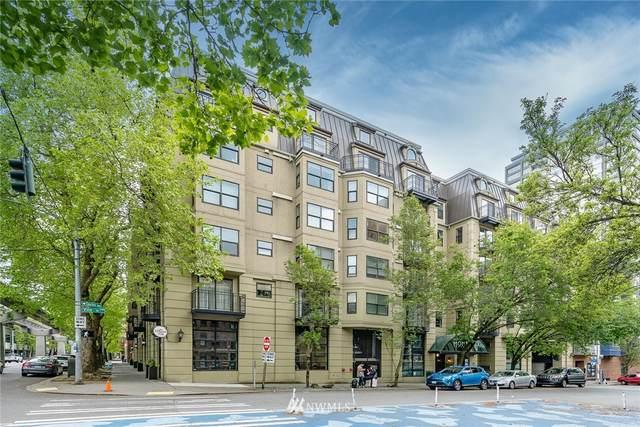 425 Vine Street #709, Seattle, WA 98121 (#1772896) :: Lucas Pinto Real Estate Group