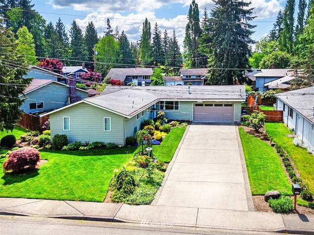 14805 NE 15th Street, Bellevue, WA 98007 (#1772912) :: The Torset Group
