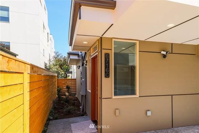 6716 Mary Avenue NW C, Seattle, WA 98117 (#1772962) :: McAuley Homes