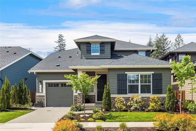 1289 Haystack Ave SE, North Bend, WA 98045 (#1772997) :: McAuley Homes