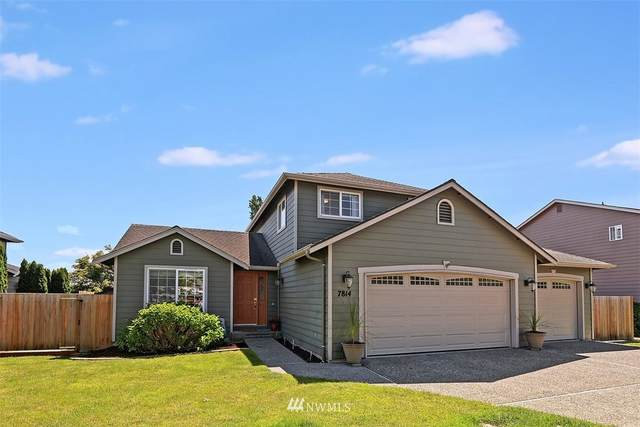 7814 263rd Place NW, Stanwood, WA 98292 (#1772998) :: Ben Kinney Real Estate Team