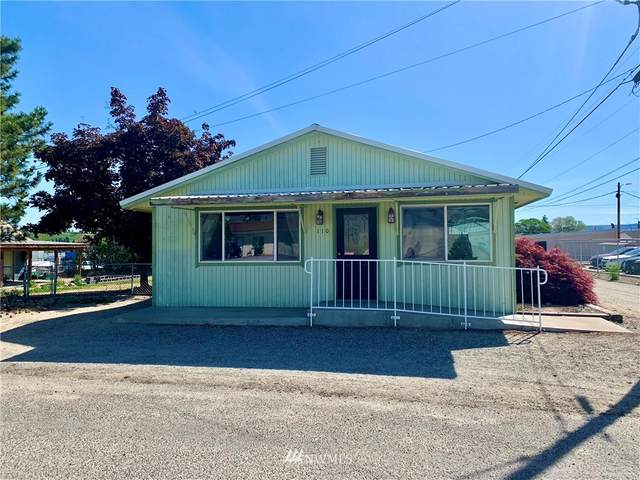 110 N 4th Street, Brewster, WA 98812 (#1773007) :: Keller Williams Western Realty
