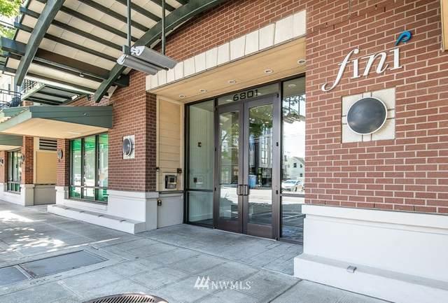 6801 Greenwood Avenue N #215, Seattle, WA 98103 (#1773025) :: McAuley Homes