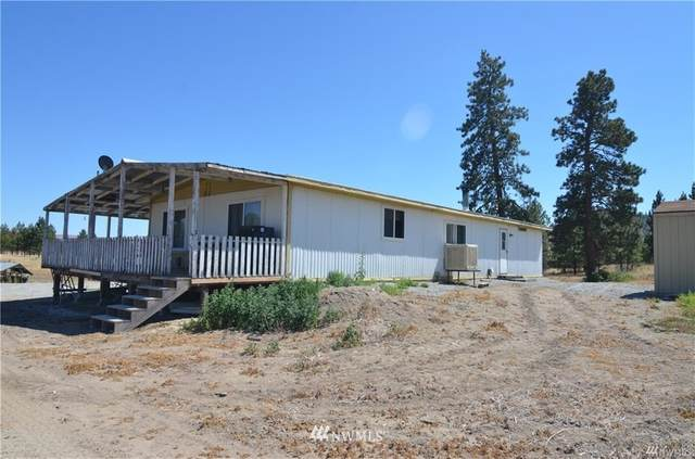 140 Washington Creek Road, Chelan, WA 98816 (MLS #1773032) :: Nick McLean Real Estate Group