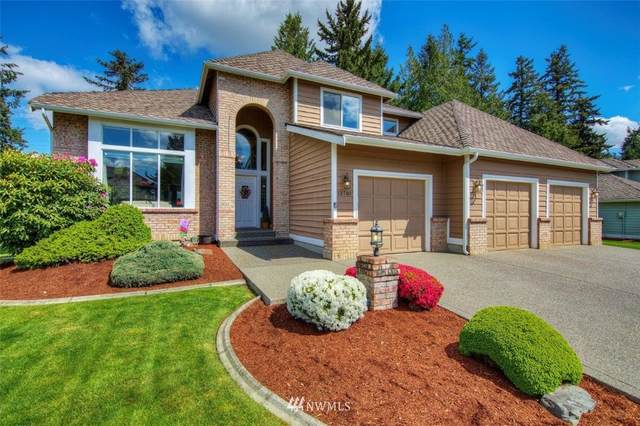 12705 114th Street Ct E, Puyallup, WA 98374 (MLS #1773070) :: Community Real Estate Group