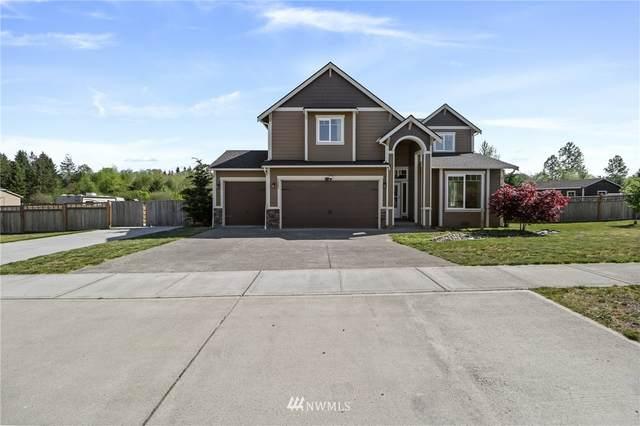 3205 292nd Street S, Roy, WA 98580 (#1773088) :: Northwest Home Team Realty, LLC