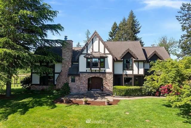 16111 SE 229th Place, Kent, WA 98042 (#1773098) :: Better Properties Lacey