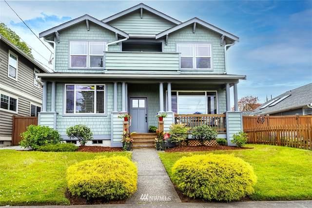 8338 26th Avenue NW, Seattle, WA 98117 (#1773155) :: NW Homeseekers