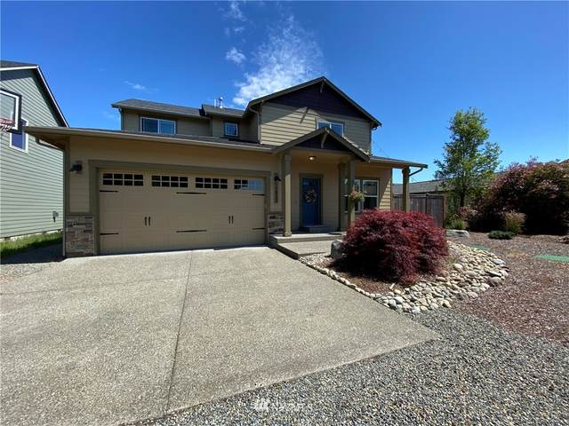 14733 91st Ave Se, Yelm, WA 98597 (#1773163) :: McAuley Homes
