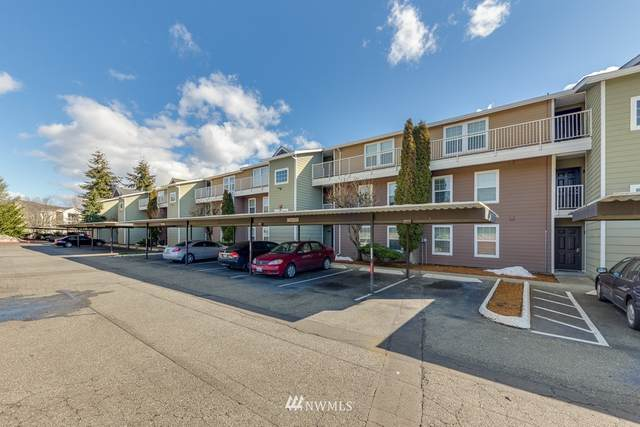 9917 Holly Drive B303, Everett, WA 98204 (#1773241) :: McAuley Homes