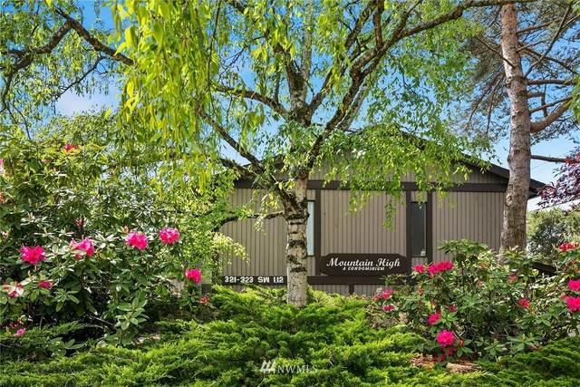 321 SW 112th Street #206, Seattle, WA 98146 (#1773275) :: Keller Williams Western Realty