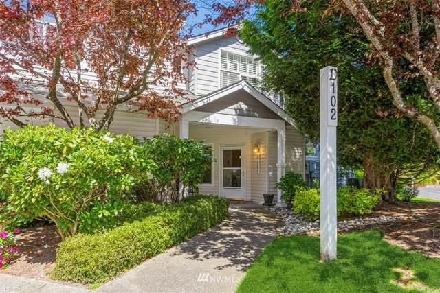 5500 Harbour Pointe Boulevard D102, Mukilteo, WA 98275 (#1773355) :: Pickett Street Properties