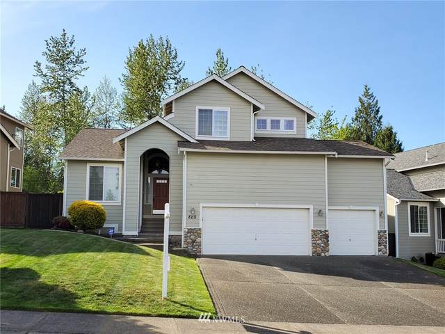 8211 212st Avenue E, Bonney Lake, WA 98391 (#1773371) :: My Puget Sound Homes