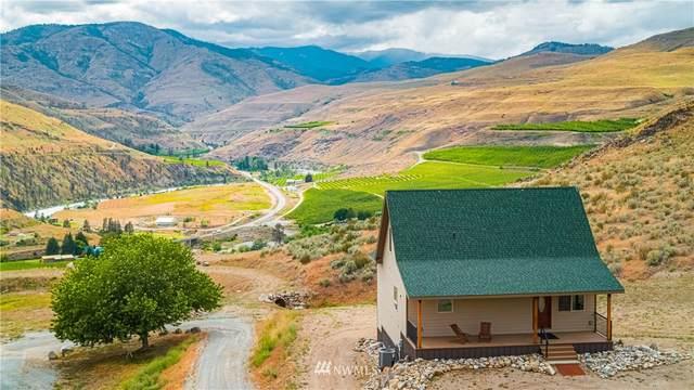 309 Bill Shaw Road, Pateros, WA 98846 (MLS #1773393) :: Nick McLean Real Estate Group