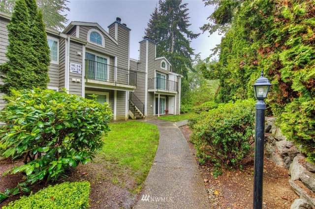 2609 S 272nd Street #33, Kent, WA 98032 (#1773423) :: McAuley Homes
