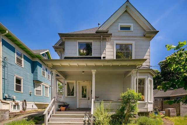 334 17th Avenue, Seattle, WA 98122 (#1773709) :: Hauer Home Team