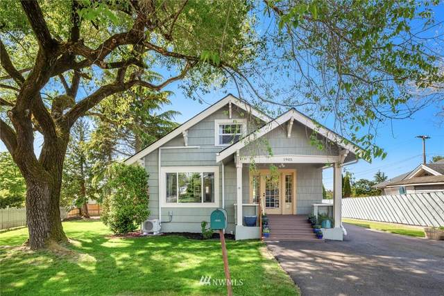 1905 Talbot Road S, Renton, WA 98055 (MLS #1773722) :: Community Real Estate Group