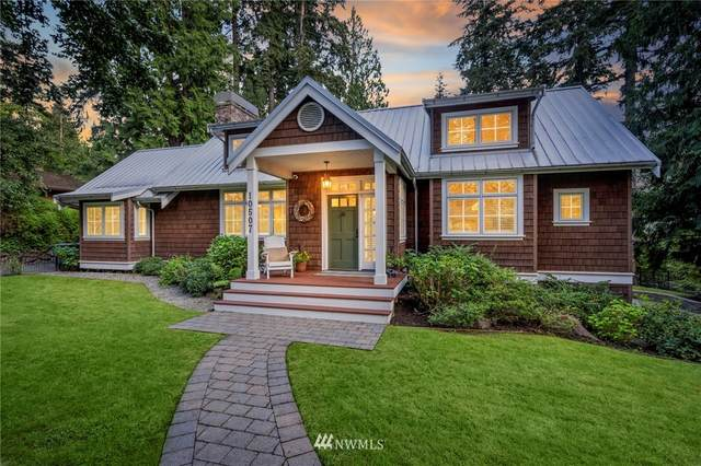 10507 SE 27th Street, Beaux Arts, WA 98004 (#1773742) :: McAuley Homes