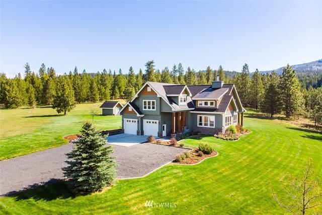 17217 E Walters Road, Elk, WA 99009 (#1773746) :: Better Properties Lacey