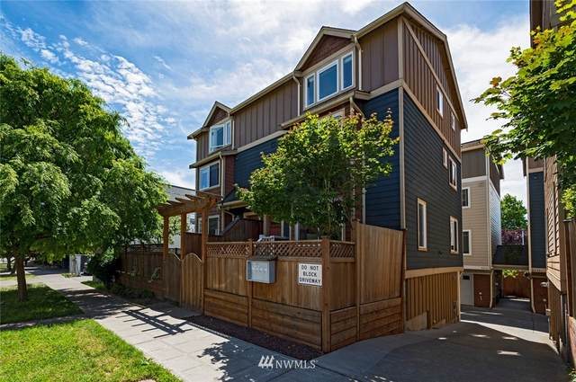 5227 Russell Avenue NW B, Seattle, WA 98107 (#1774042) :: Ben Kinney Real Estate Team