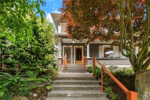 1918 10th Avenue W, Seattle, WA 98119 (#1774122) :: Home Realty, Inc