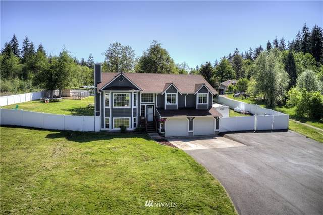 15848 Lawrence Lake Road SE, Yelm, WA 98597 (#1774228) :: Northern Key Team