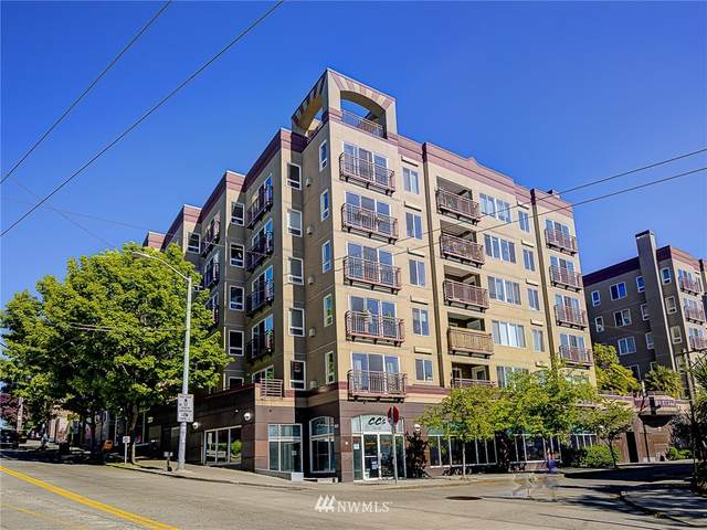 1711 E Olive Way #304, Seattle, WA 98102 (#1774288) :: Hauer Home Team