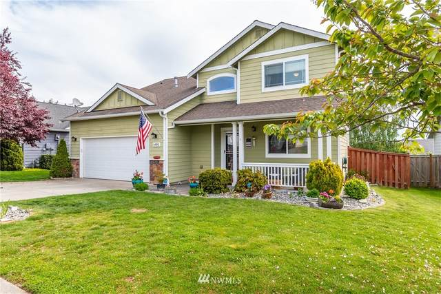 1490 NW Camellia Loop, Oak Harbor, WA 98277 (#1774296) :: Front Street Realty