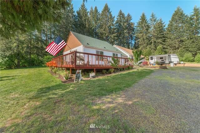 115 S Silver Lake Road, Castle Rock, WA 98611 (MLS #1774349) :: Community Real Estate Group