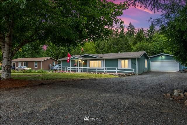951 E Lakeshore Drive W, Shelton, WA 98584 (#1774368) :: McAuley Homes