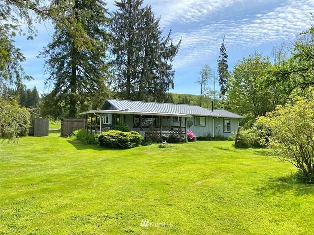 235 Altoona-Pillar Rock Road, Rosburg, WA 98643 (#1774377) :: Northwest Home Team Realty, LLC