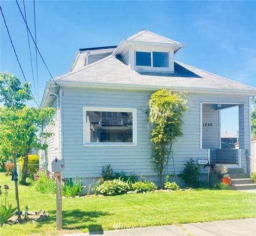 1226 S State Street, Tacoma, WA 98405 (#1774419) :: The Kendra Todd Group at Keller Williams
