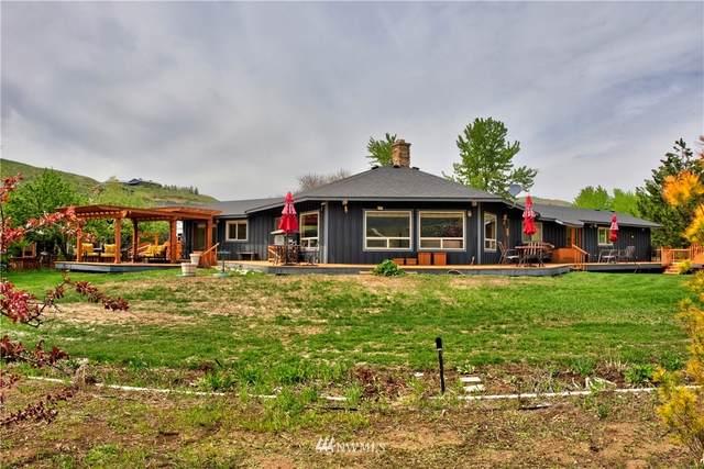 31 Rendezvous Road, Winthrop, WA 98862 (#1774547) :: Better Properties Real Estate