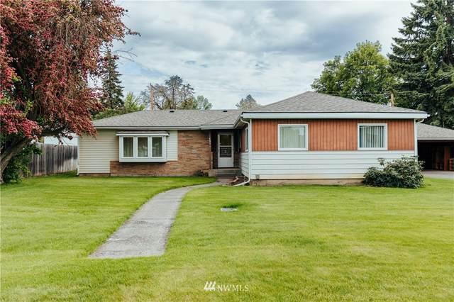 331 5th St, Waitsburg, WA 99361 (#1774587) :: Northwest Home Team Realty, LLC