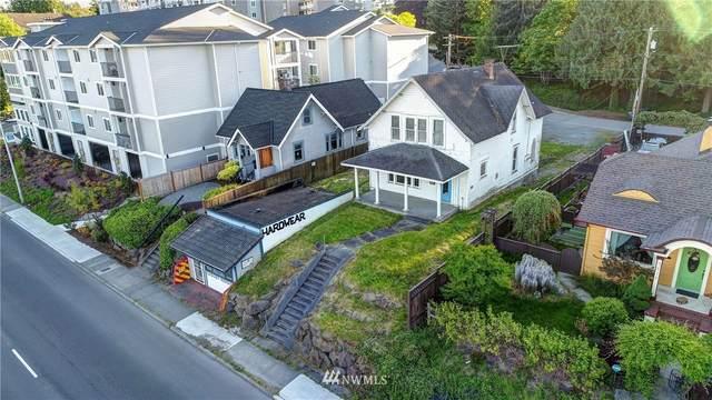 3618 Rucker Avenue, Everett, WA 98201 (#1774668) :: The Royston Team