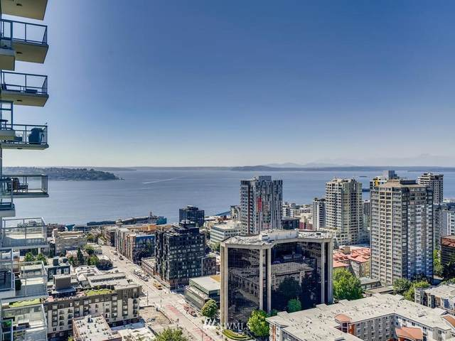 588 Bell Street #3401, Seattle, WA 98121 (#1774682) :: Lucas Pinto Real Estate Group