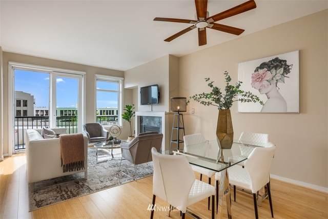 2607 Western Avenue #306, Seattle, WA 98121 (#1774693) :: Lucas Pinto Real Estate Group