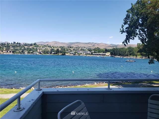 1 Beach 586-G, Manson, WA 98831 (MLS #1774751) :: Nick McLean Real Estate Group