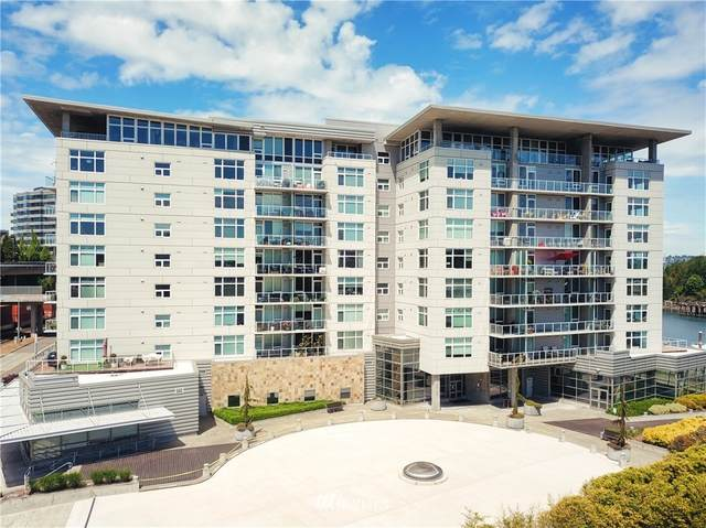 1515 Dock Street #404, Tacoma, WA 98402 (#1774850) :: Lucas Pinto Real Estate Group