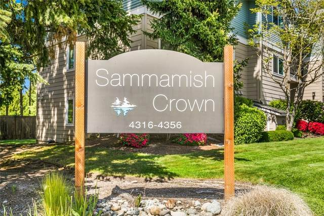 4316 Lake Sammamish Parkway SE H 203, Issaquah, WA 98027 (#1774914) :: Keller Williams Western Realty