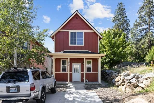 239 Prospect Street, Leavenworth, WA 98826 (MLS #1774945) :: Nick McLean Real Estate Group