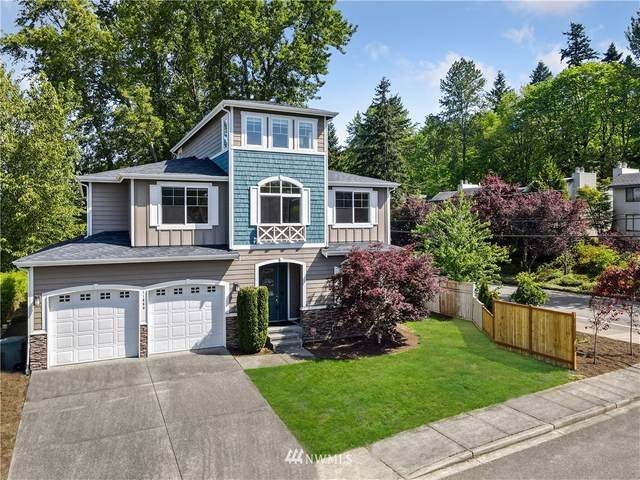 11860 SE 40th Circle, Bellevue, WA 98006 (#1774957) :: Lucas Pinto Real Estate Group