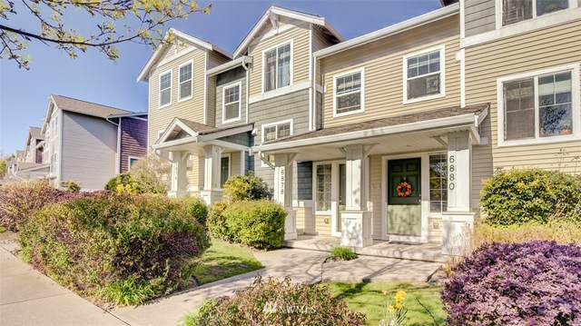 6878 Holly Park Drive S T2, Seattle, WA 98118 (#1775013) :: Home Realty, Inc