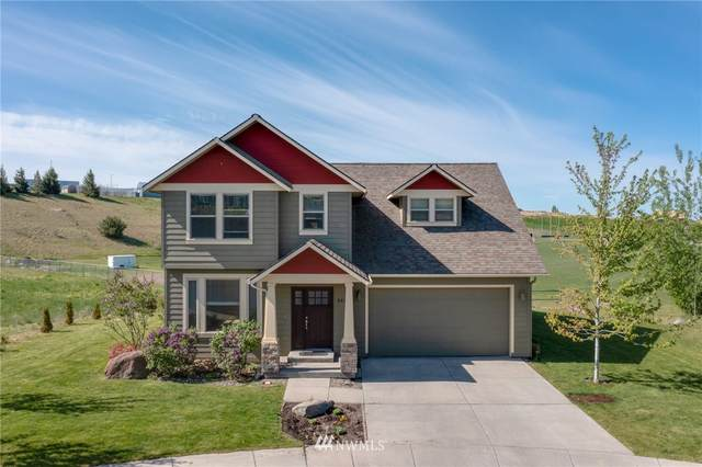 665 NW Valley View Drive NW, Pullman, WA 99163 (#1775051) :: Keller Williams Western Realty