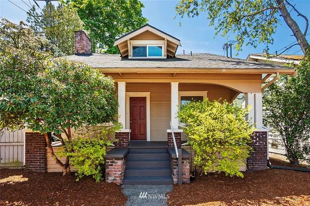 541 N 105th Street, Seattle, WA 98133 (#1775202) :: Better Homes and Gardens Real Estate McKenzie Group